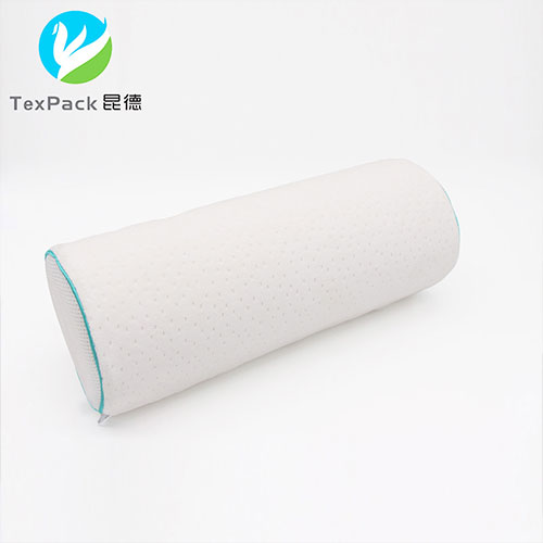 Method of Application of Round Neck Roll Pillow