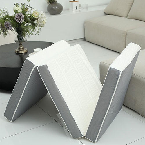 Memory Foam Tri Fold Sleeping Mattress