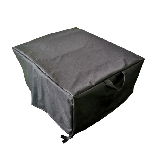 Black Polyester Garden Outdoor Cover 2