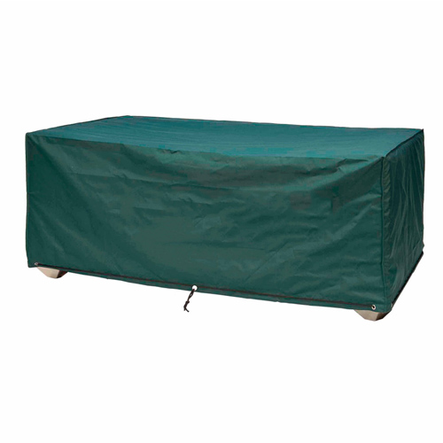 Dark Green Polyester 600D Garden Outdoor Cover