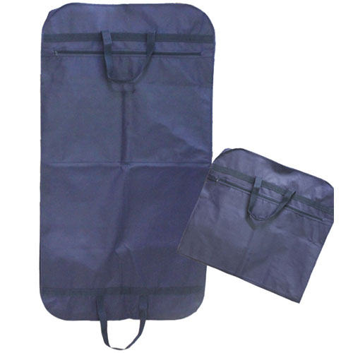 Dark Blue Non-woven Garment Bag