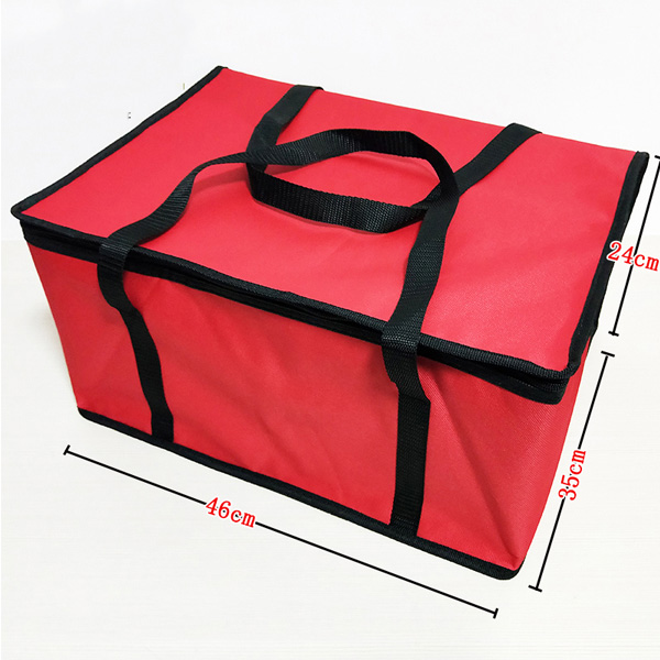 Packaging & Bag Material: Red 600D oxford + aluminum film<br>