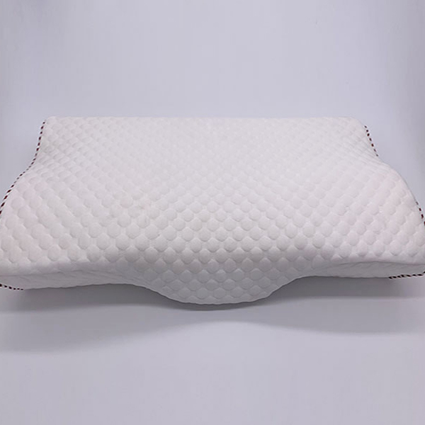 Curved Memory Foam Pillow